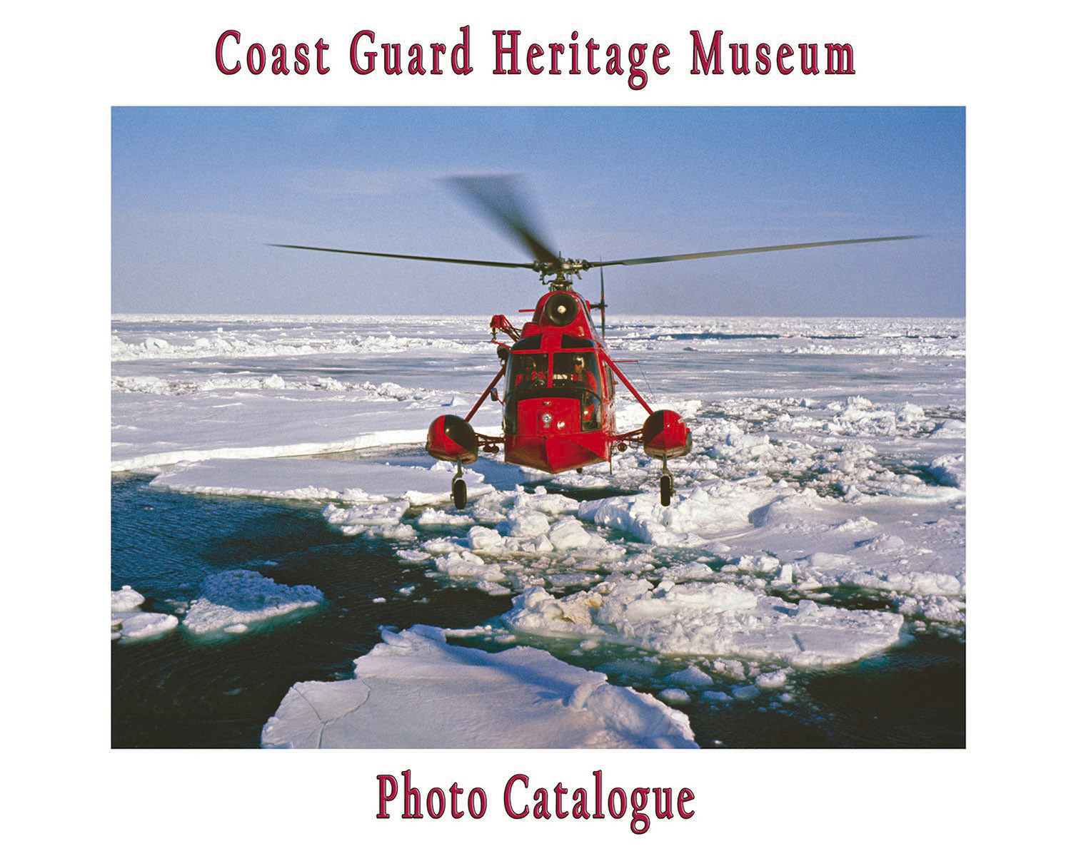 Coast Guard Photo Catalogue